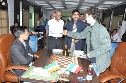 AAI Chief Guest for 2nd Round