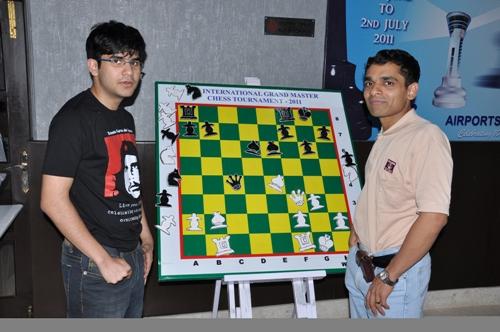 AAI r8 Parimarjan Negi and Krishnan Sasikiran