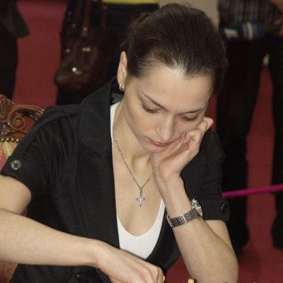 Alexandra Kosteniuk square