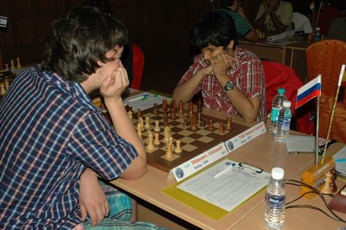 Alexsandr Shimanov - Vidit Santosh Gujrathi