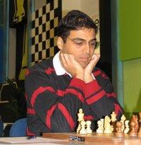 Anand at Corus