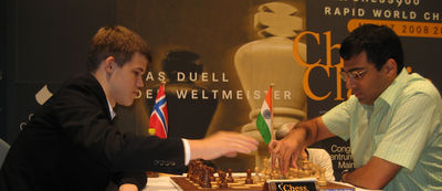 Anand Carlsen mainz