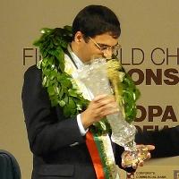 Anand champion