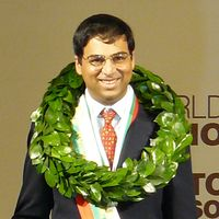 Anand world champion