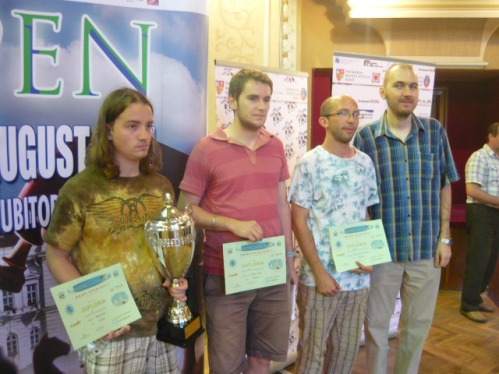 arad open winners