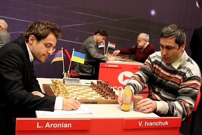 Aronian-Ivanchuk