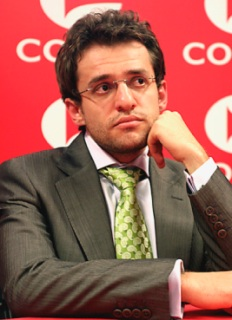 Aronian press conference