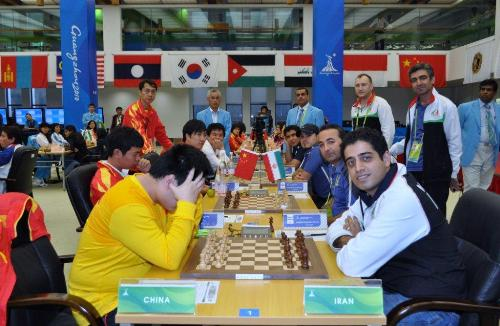 Asian Games China-Iran-MSF