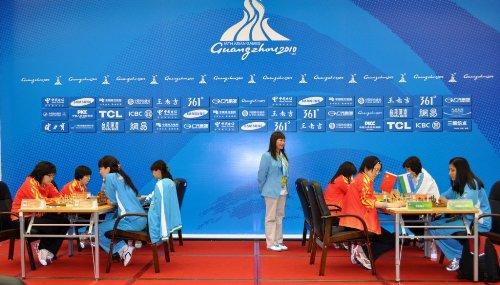 Asian Games China-Kazakhstan