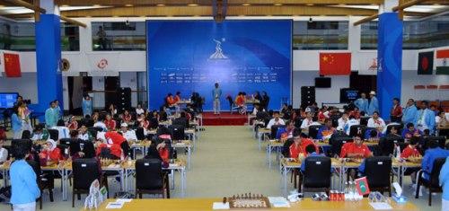 Asian Games HallTR2