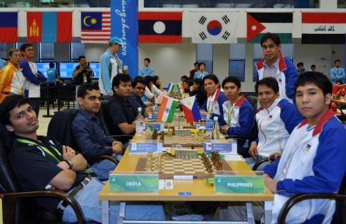 Asian Games India-Philippines-SFM