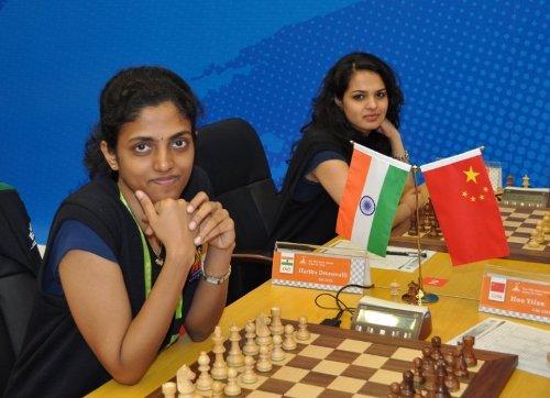 Asian Games Indian women's team