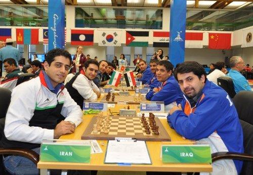 Asian Games Iran-Iraq