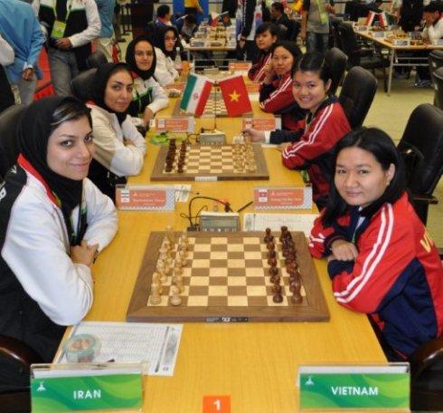 Asian Games Iran-Vietnam