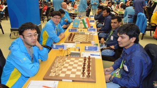 Asian Games Kazakhstan - India