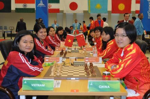 Asian Games Vietnam-China-WSF