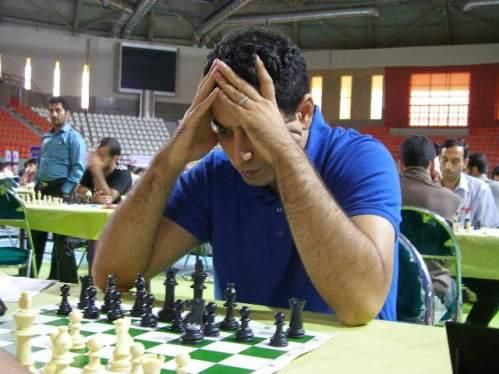 Avicenna 1st - GM Ehsan Ghaemmaghami