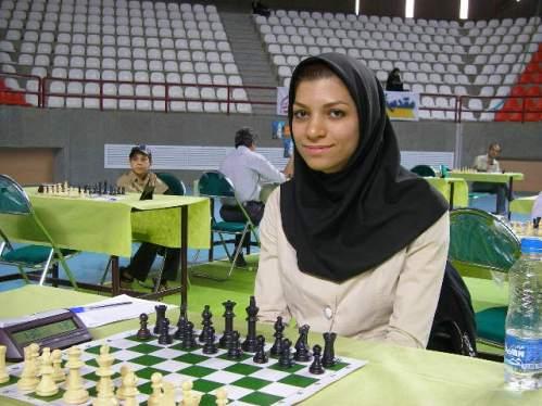 Avicenna WGM Atousa Pourkashian