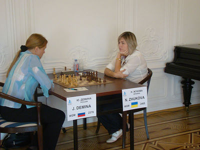 baltic queen chess