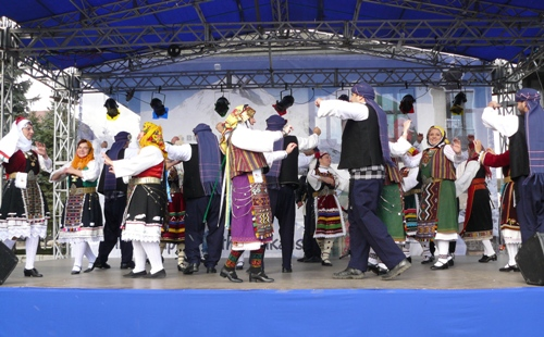 Bansko Greek dance