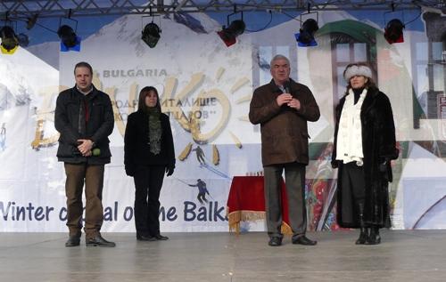 Bansko opening
