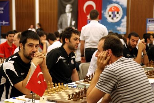 Besiktas SC-Adana Truva SC