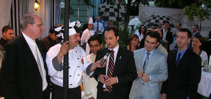Black-White Topalov cooking
