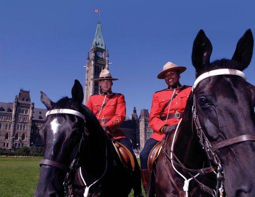 Canada Open Mounties