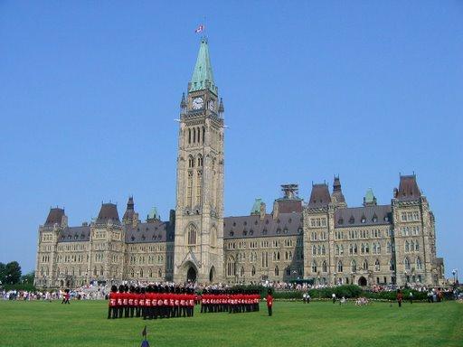 Canada Open Parliament Hill
