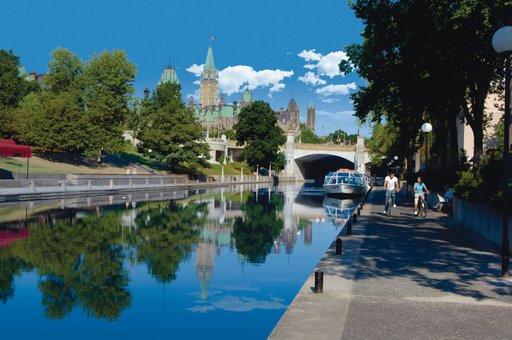 Canada Open Rideau canal