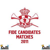 Candidates matches Kazan