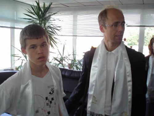 Carlsen elista