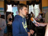 Carlsen interview foros