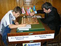 Carlsen Ivanchuk