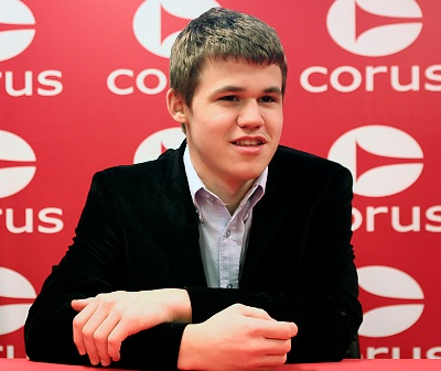 Carlsen press conference 3