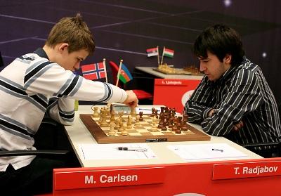 Carlsen-Radjabov 1
