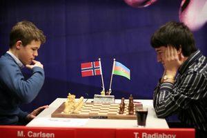 Carlsen Radjabov