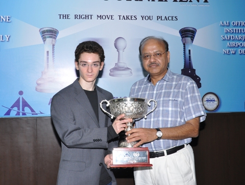 Caruana trophy