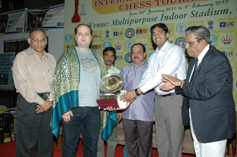 Chennai Open Final