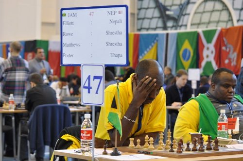 Chess Ol r8 8