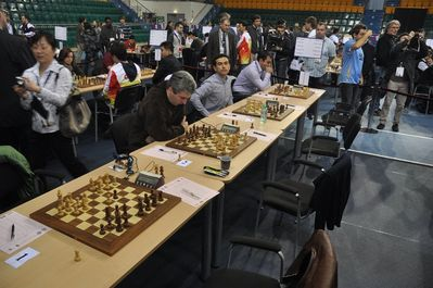 Chess Olympiad Armenia