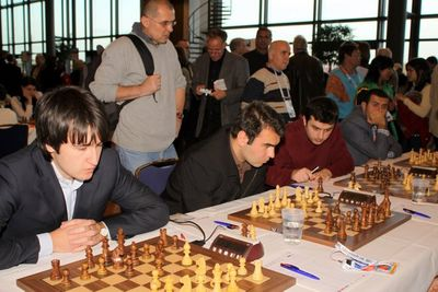 chess olympiad azerbaijan