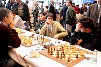 chess olympiad france