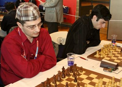 chess olympiad georgia