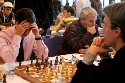 chess olympiad georgiev