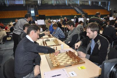 Chess Olympiad Hungary