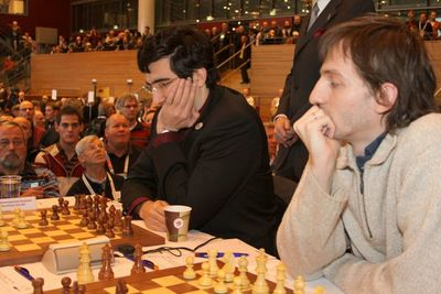 chess olympiad kramnik