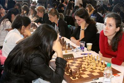 chess olympiad krush