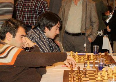 chess olympiad radjabov