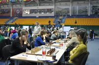 Chess Olympiad Russia